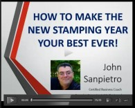 How To Make The New Stamping Year Your BEST EVER!