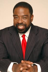Les Brown quote on overcoming adversity